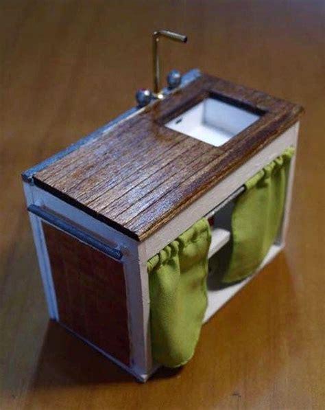 dollhouse kitchen sink diy miniature dollhouse sink skirted dollhouse 3422