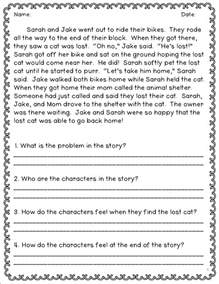 reading comprehension worksheets 4th grade free worksheets for math 4th grade abitlikethis