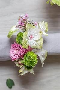 Welche Blumen Kann Man Essen : diy serviettenringe mit blumen sch n bei dir by depot ~ Watch28wear.com Haus und Dekorationen