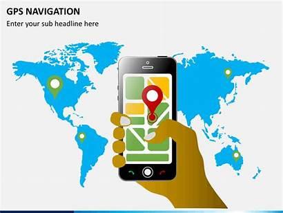 Gps Navigation Ppt Powerpoint Template Sketchbubble Slide