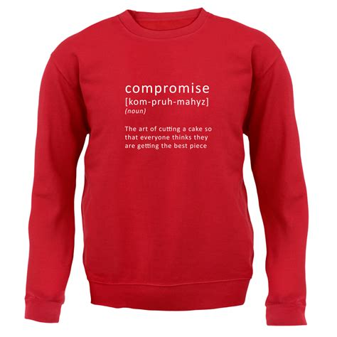 funniest sweaters definition compromise childrens jumper