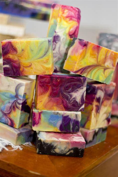 batch  homemade soap diy cold
