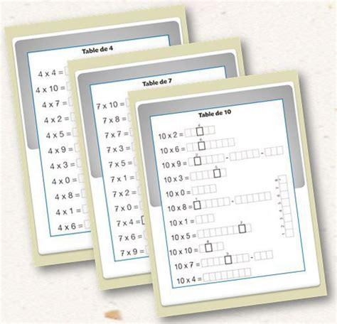 tables de multiplication en s amusant reviser les tables de multiplication en s amusant 28 images scorpions des ardoises apprendre