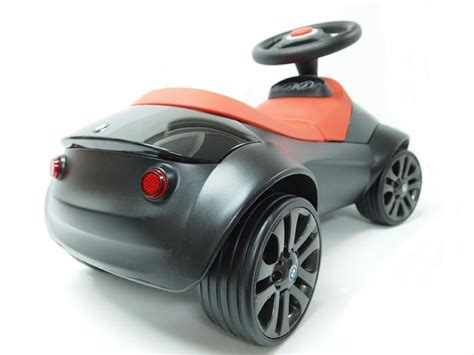 Bmw Genuine Ride-on/push Toy Car Baby Racer 2 Black