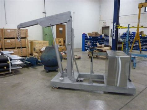 Stainless Steel Lift Truck