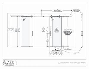 staggering barn door dimensions barn door dimensions With barn door thickness