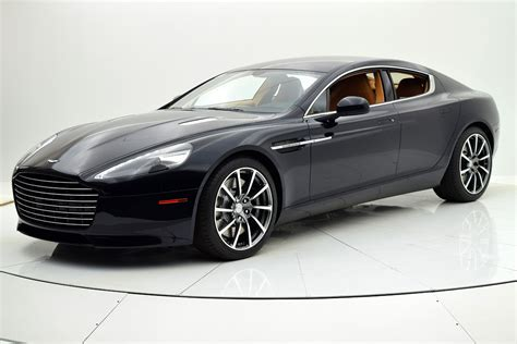 Mobil Aston Martin Rapide S by New 2017 Aston Martin Rapide S Shadow Edition For Sale