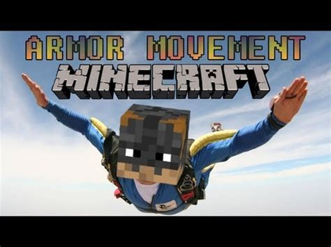 armor si鑒e social minecraft mod armor movement how to do everything