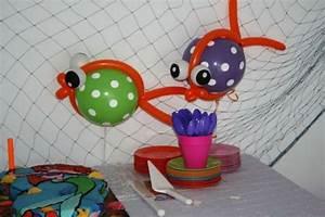 Decoración de cumpleaños La Sirenita Fiestas temáticas