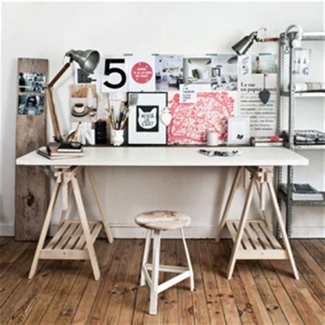 bureau d atelier créer un bureau atelier dans un petit espace idée