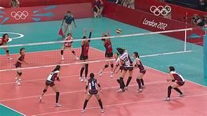 Women's Volleyball - Japan v Korea - Bronze Medal Match ...