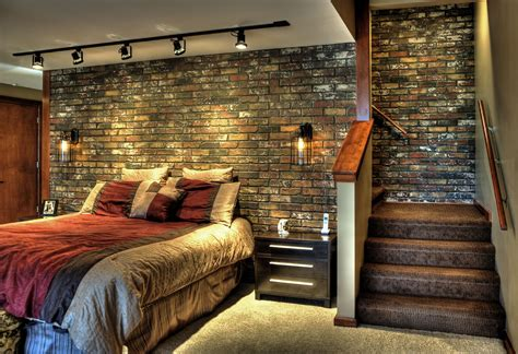 faux brick interior wall image artistic interior bedroom artistic faux brick wall panels