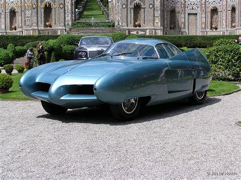 Bertone Alfa Romeo B.a.t. 7 1954