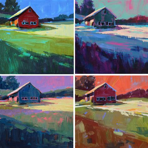 patti mollica paint whatever whenever color fields