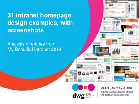 Home Design Examples : 31 Intranet Homepage Design Examples, With Screenshots