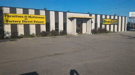 Surplus Furniture & Mattress Warehouse  Furniture Stores