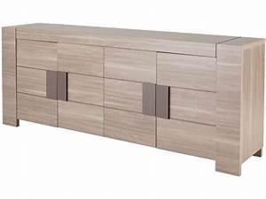 Buffet Salon Ikea : buffet 4 portes atlanta coloris bois vente de buffet bahut vaisselier conforama ~ Teatrodelosmanantiales.com Idées de Décoration