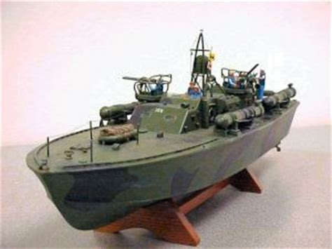 Pt Boat Color Schemes by Revell H310 1 72 Scale Elco Pt 155 Kit Build Review