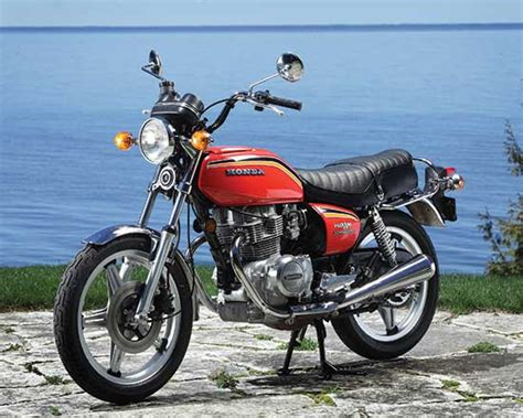 1978 Honda Cb400t Type Ii And Cb400a