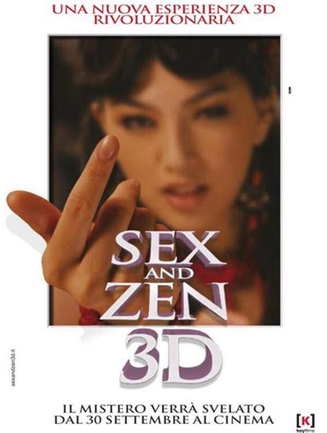 Sex And Zen 3d 2011 Mymovies It