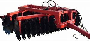 China Farm Agricultural Tractor Heavy Disc Harrow  1bz