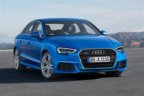 Facelifted Audi A3 Revealed New Tech, Kit And Engines By