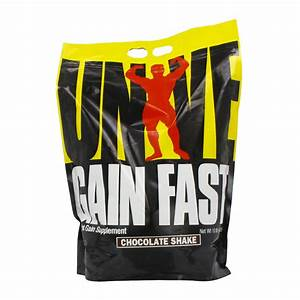 Gain Fast 3100 bag 4.5 kg - Gainers | Universal