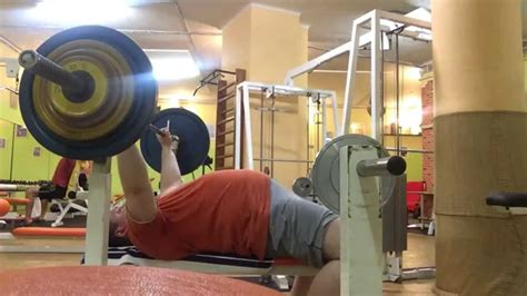 Stronglifts 5x5 Week 17 Bench Press(95kg) Youtube