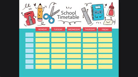 timetable template back to school school timetable templates part 1 active tv