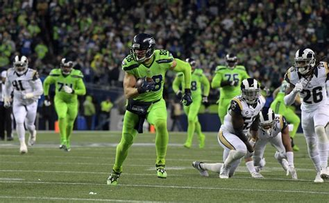 rams  seahawks highlights score  recap