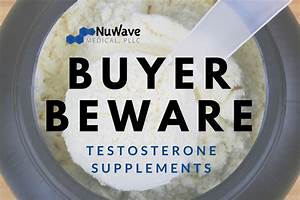 Should You Take Testosterone Supplements