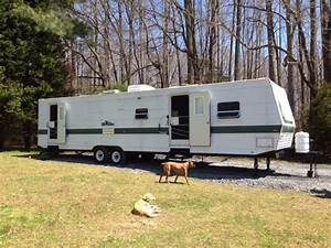 1999 Fleetwood Wilderness Travel Trailer Floor Plans