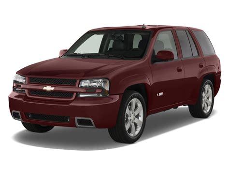 2008 Chevrolet Trailblazer 2wd 4-door Ss W/1ss