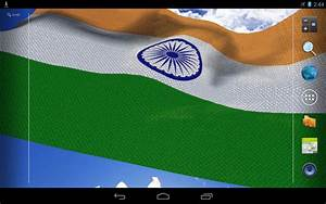 3D India Flag Live Wallpaper - Android Apps on Google Play