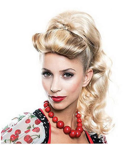 1950s Hairstyles by 1950s Hairstyles For Hair