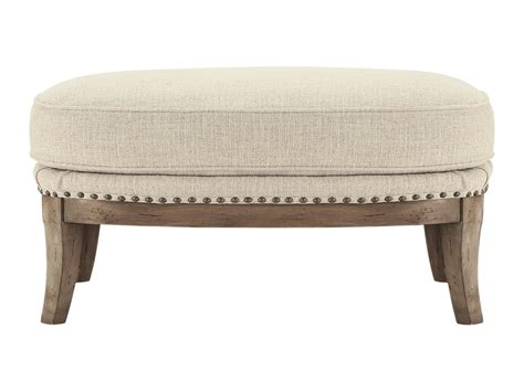 Large Upholstered Ottoman by Large Circular Ottoman Xtra Large Tufted Ottoman