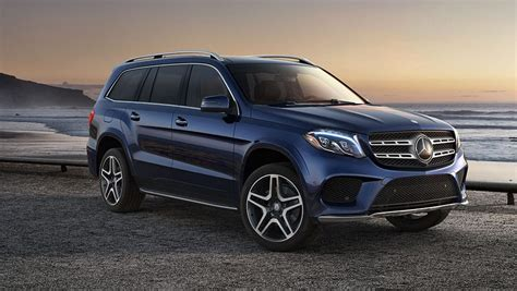 gls  large luxury suv mercedes benz usa