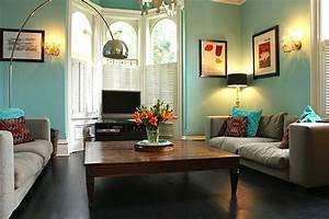 Wandfarben Ideen Wohnzimmer : wandfarben ideen und beispiele welche farben passen in ~ Lizthompson.info Haus und Dekorationen