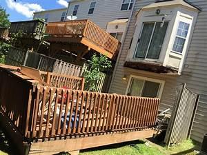 Hcdfrs Investigate Columbia Deck Collapse