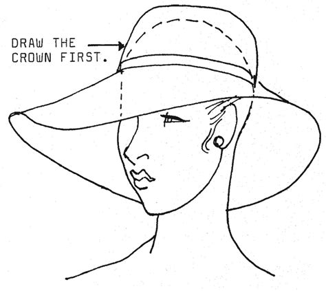 drawing fashion hats millinery millinery sketches