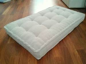 french mattress floor cushion small 18x18x3 by With big cushions for bed
