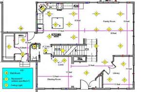 small homes with open floor plans help reviewing lighting layout in new house doityourself