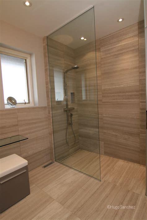basement bathroom designs curbless shower on concrete slab page 2 remodeling