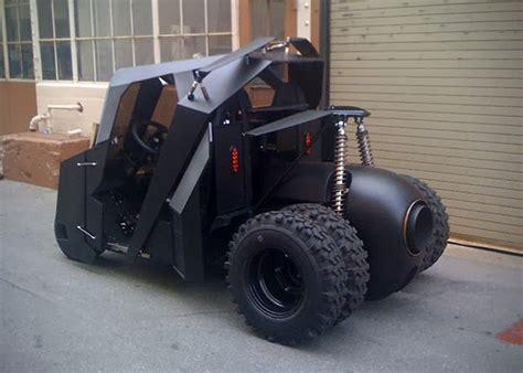 batman tumbler golf cart mens gear