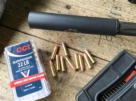 Review Gemtech Gm22 22lr Suppressor  Gunsamerica Digest