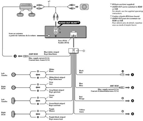 Sony Cdx Wiring Diagram This The