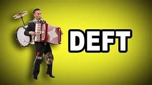 Learn English Words  Deft