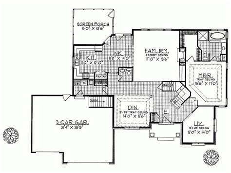 new american floor plans 2 story modern house floor plans elegant eplans new american house plan modern two story home