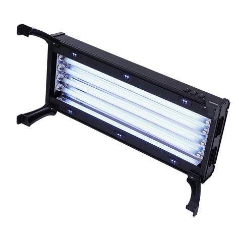 24 quot fluorescent actinic t5 ho aquarium light fixture 24w x