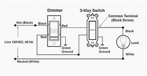 Leviton Light Switch Wiring Diagram Single Pole Decora With Dimmer For  With Images